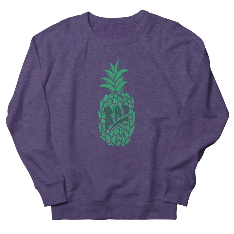 Rad Pineapple Women's Sweatshirt by Seanic Supply Co.