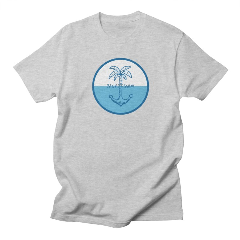 Sink or Swim Men's T-Shirt by Seanic Supply Co.