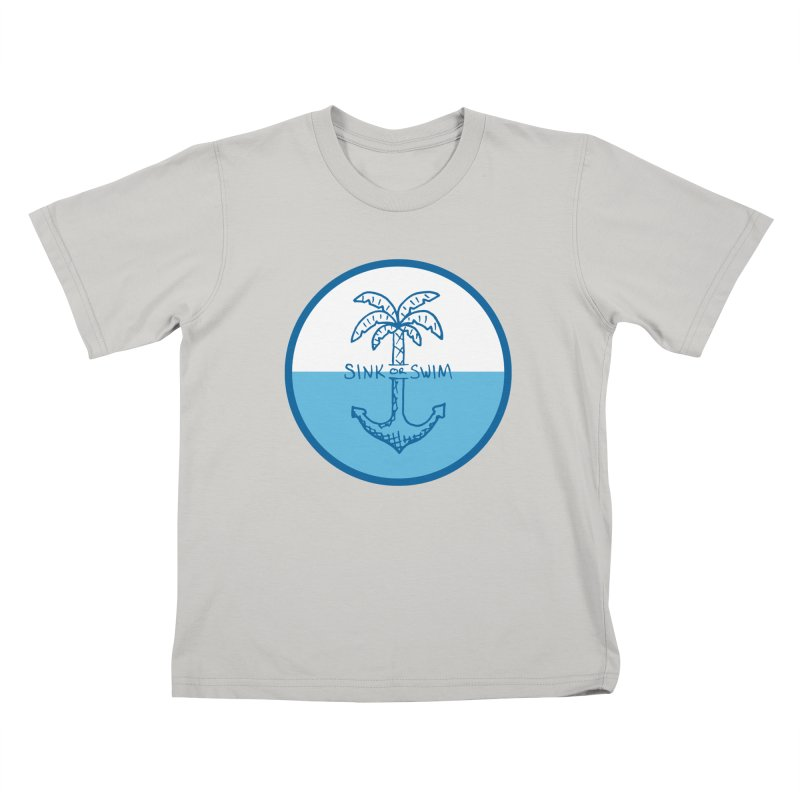 Sink or Swim Kids T-shirt by Seanic Supply Co.