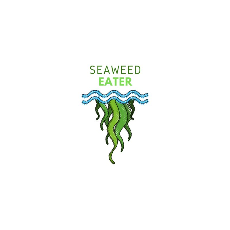 Seaweed Eater Accessories Phone Case by The Seasteading Institute's Supporters Shop