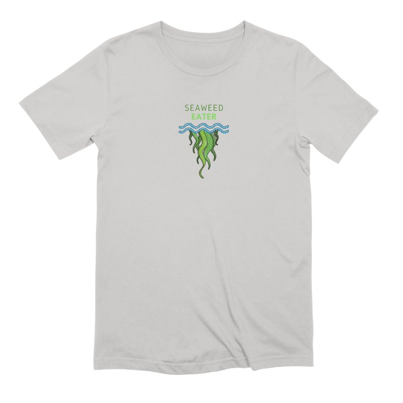 Seaweed Eater Men's T-Shirt by The Seasteading Institute's Supporters Shop