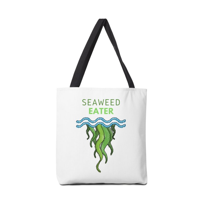 Seaweed Eater Accessories Bag by The Seasteading Institute's Supporters Shop