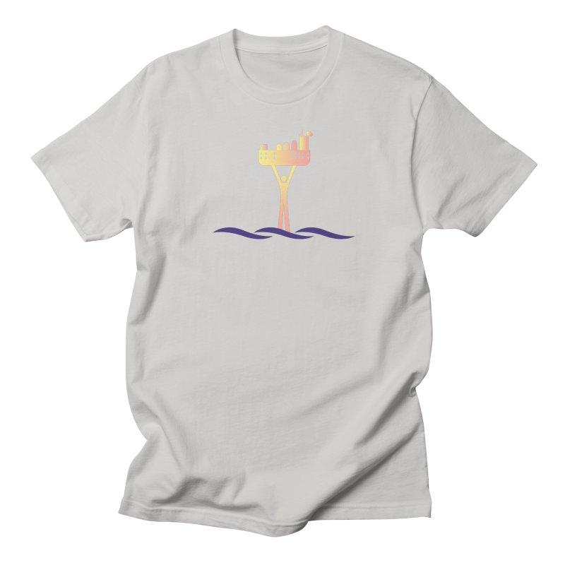 The Seasteading Institute Men's Regular T-Shirt by The Seasteading Institute's Supporters Shop