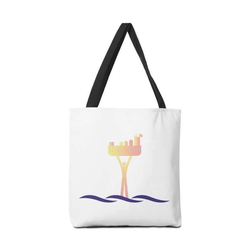 The Seasteading Institute Accessories Bag by The Seasteading Institute's Supporters Shop
