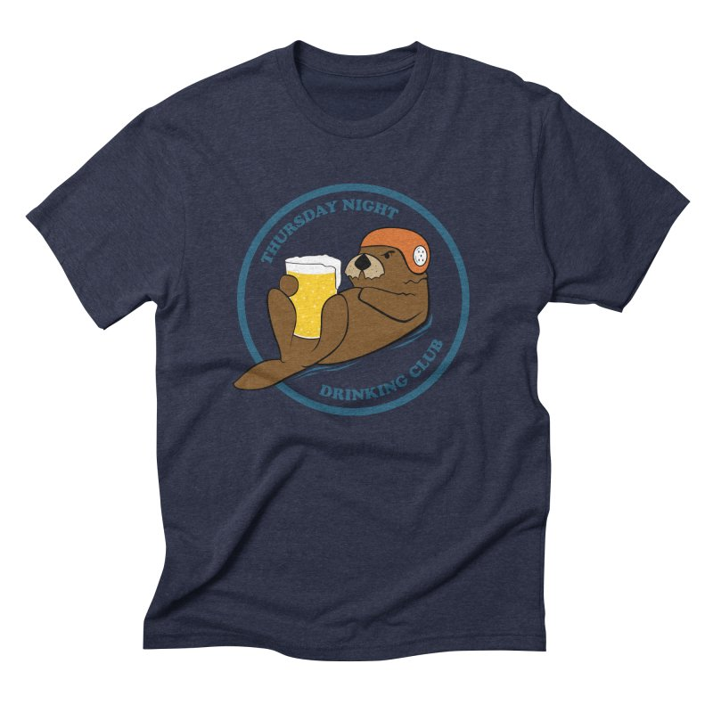 TNDC Men's T-Shirt by Seattle Otters Water Polo