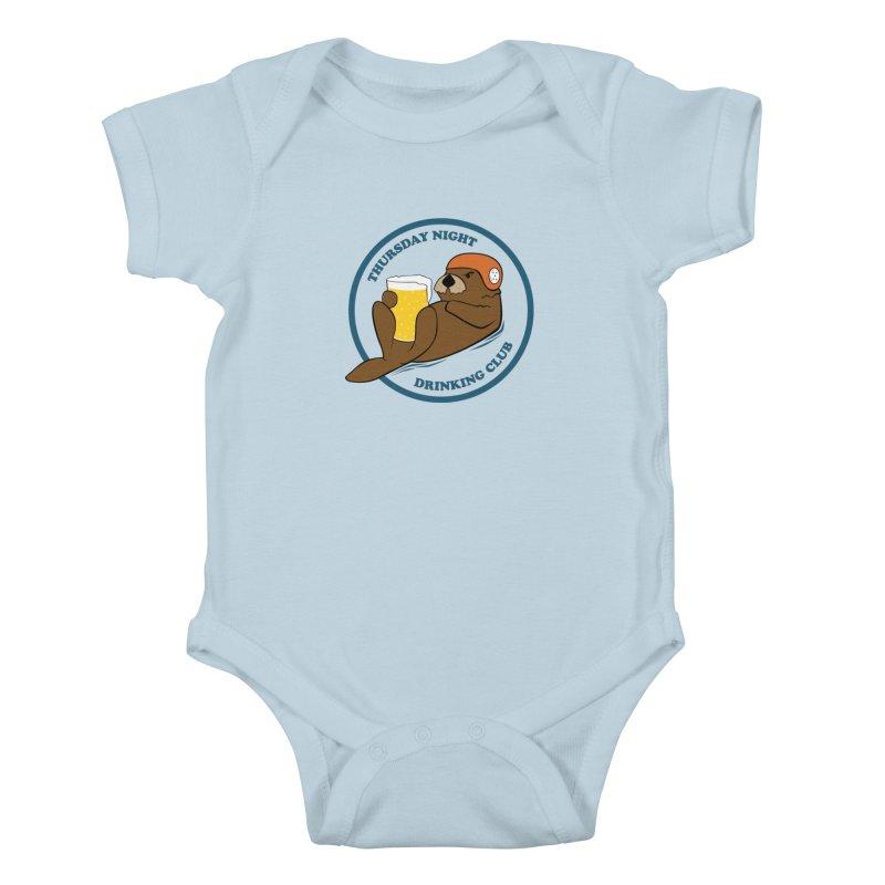 TNDC Kids Baby Bodysuit by Seattle Otters Water Polo