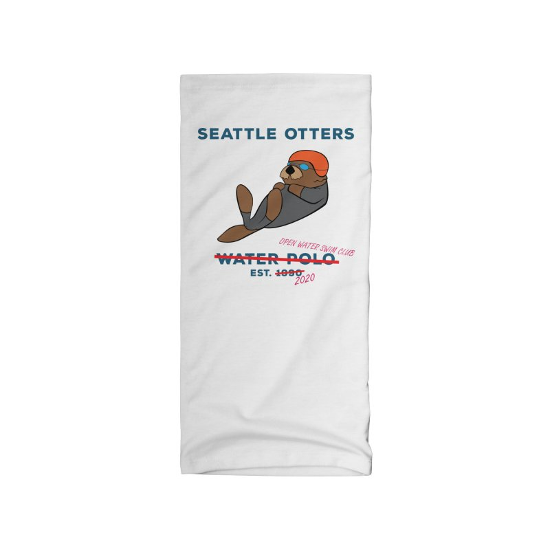 Open Water Accessories Neck Gaiter by Seattle Otters Water Polo