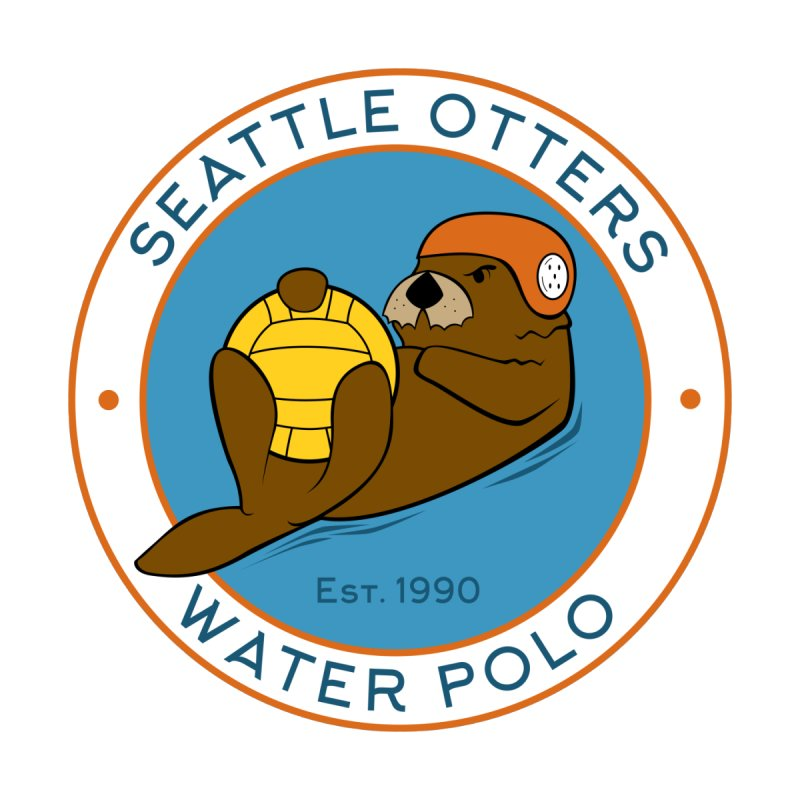 Otters Logo Women's T-Shirt by Seattle Otters Water Polo