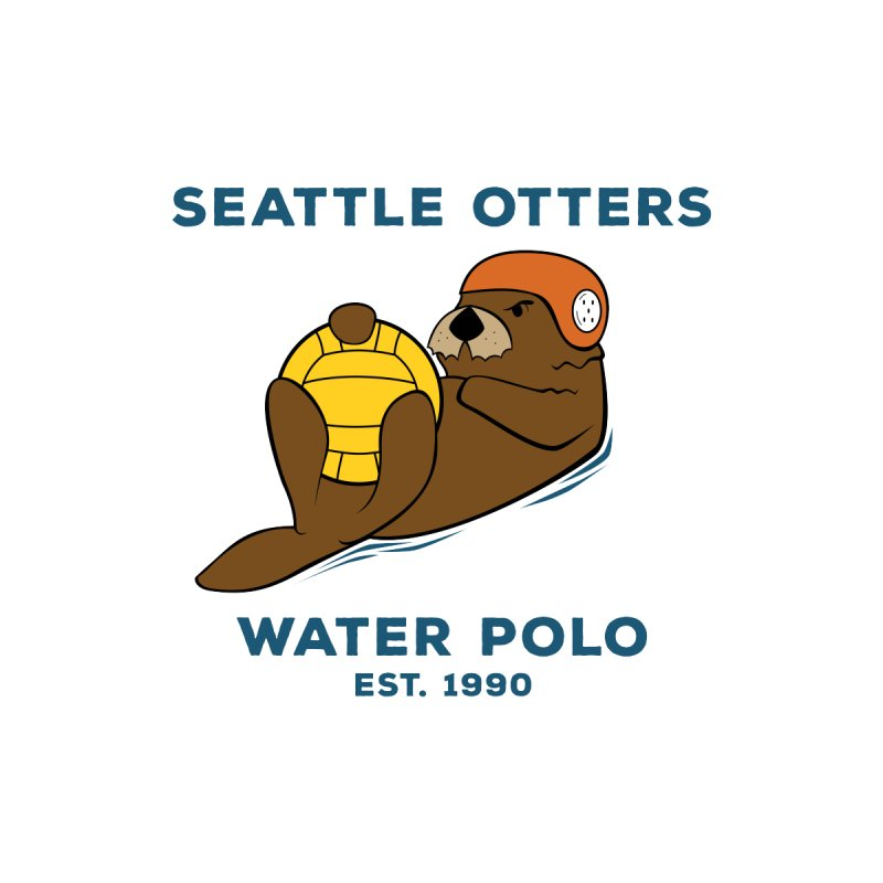 Otters Alternate Accessories Bag by Seattle Otters Water Polo