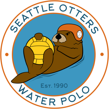 Seattle Otters Water Polo Logo
