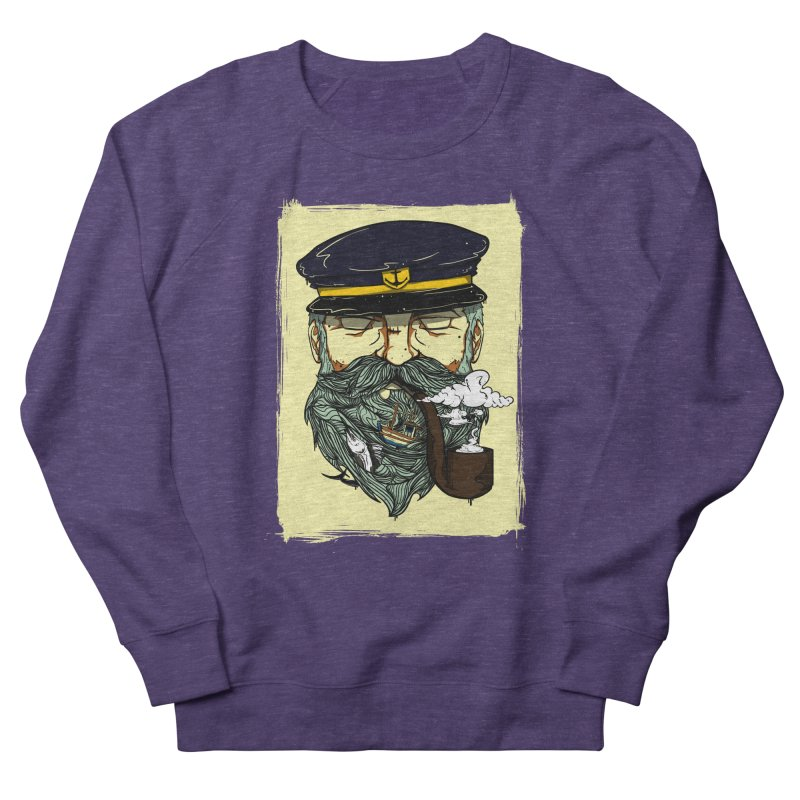 Captain Bluebeard Women's Sweatshirt by Sebasebi