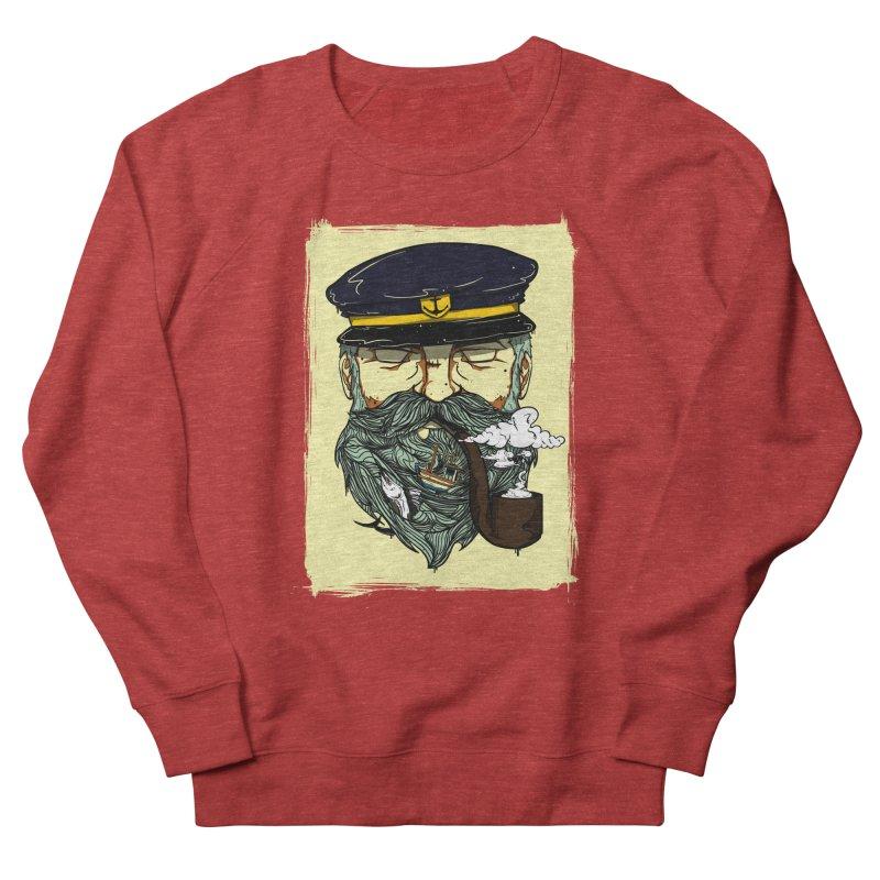 Captain Bluebeard Women's Sweatshirt by Sebasebi