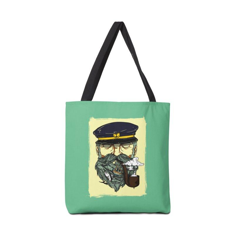Captain Bluebeard Accessories Bag by Sebasebi