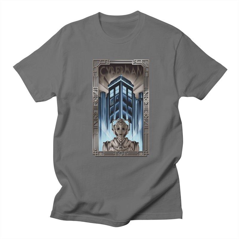Upgrade your metropolis Men's T-shirt by Sebasebi