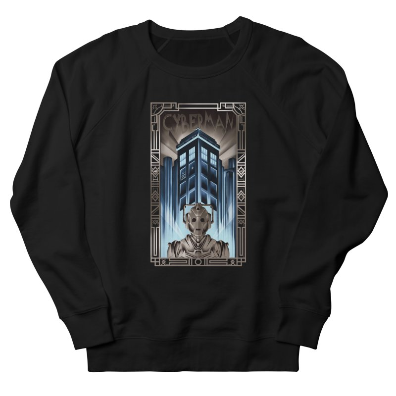 Upgrade your metropolis Women's Sweatshirt by Sebasebi