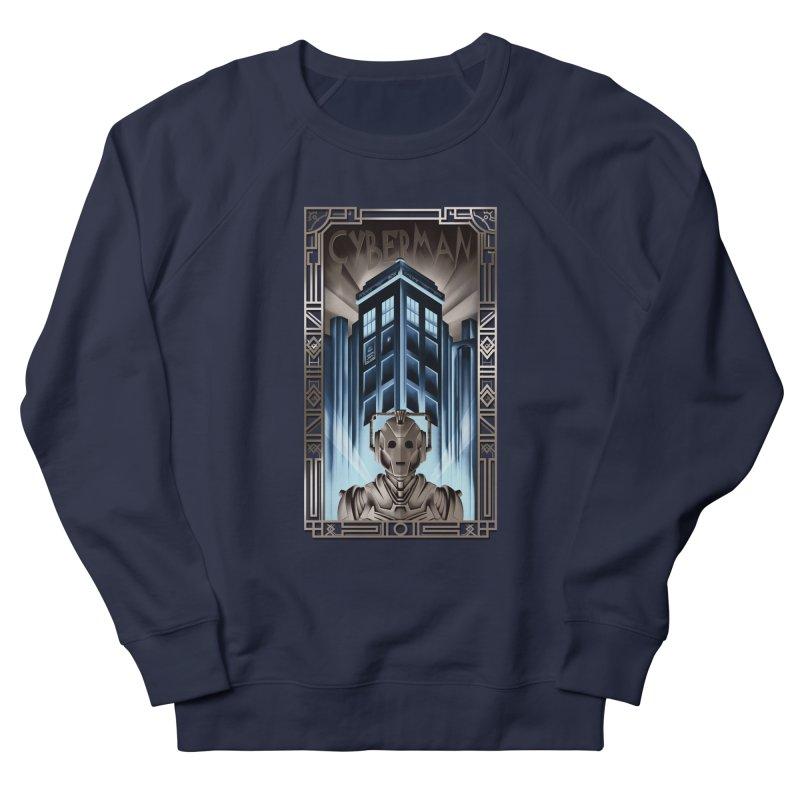 Upgrade your metropolis Men's Sweatshirt by Sebasebi