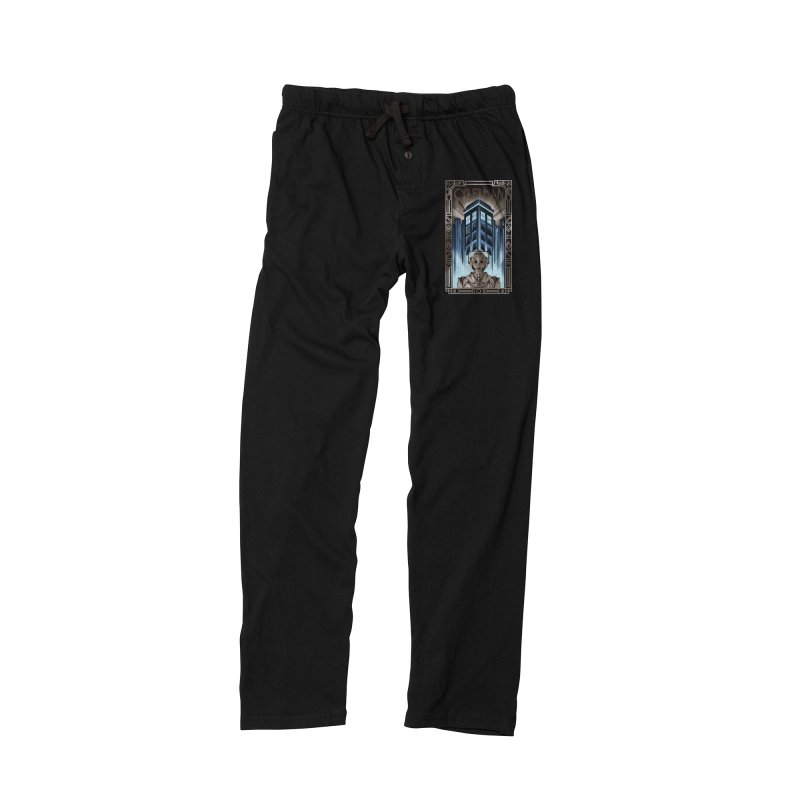 Upgrade your metropolis Men's Lounge Pants by Sebasebi