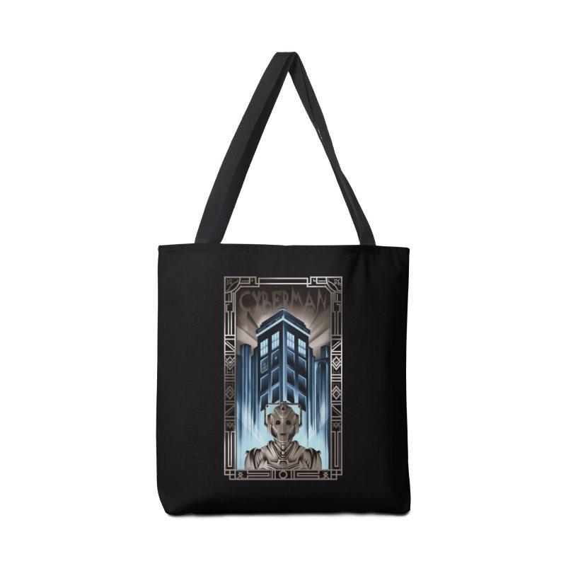 Upgrade your metropolis Accessories Bag by Sebasebi