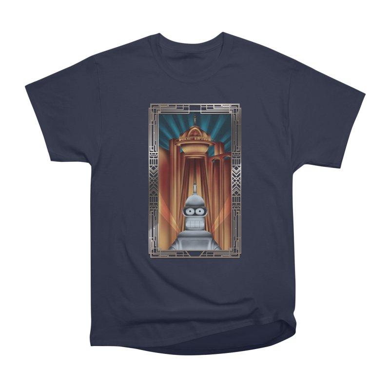 New new yorkpolis Men's Heavyweight T-Shirt by Sebasebi
