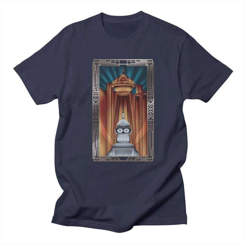 New new yorkpolis Men's T-shirt by Sebasebi