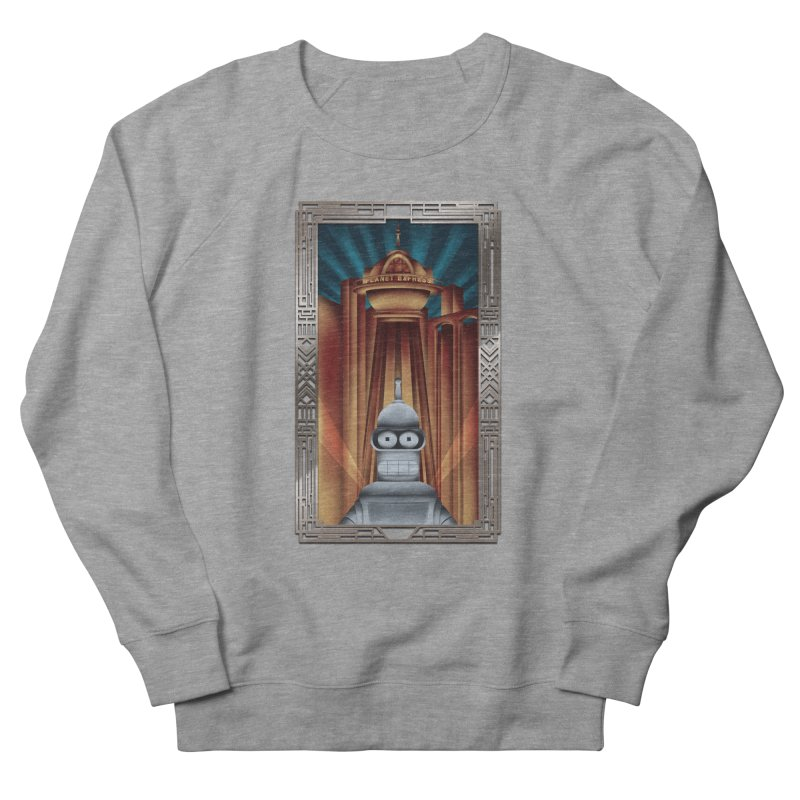 New new yorkpolis Men's French Terry Sweatshirt by Sebasebi