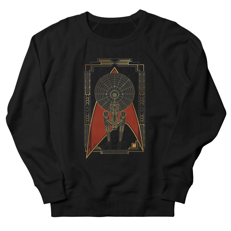 Explore new worlds Men's Sweatshirt by Sebasebi
