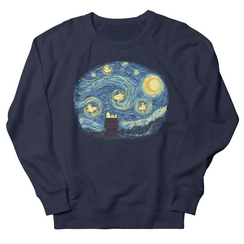 Woody night Men's Sweatshirt by Sebasebi