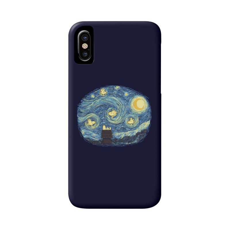 Woody night Accessories Phone Case by Sebasebi