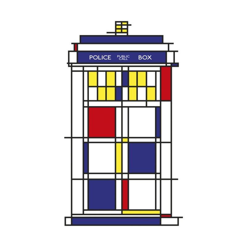 Mondrian Who by Sebasebi