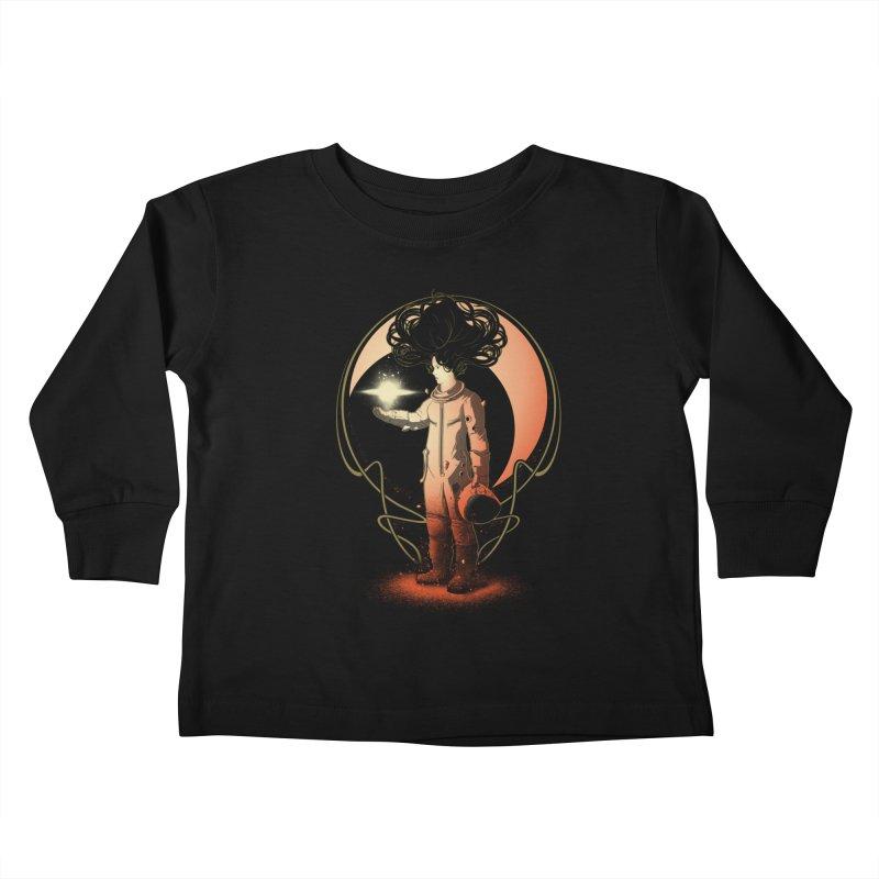 New Killer Star Kids Toddler Longsleeve T-Shirt by Sebasebi