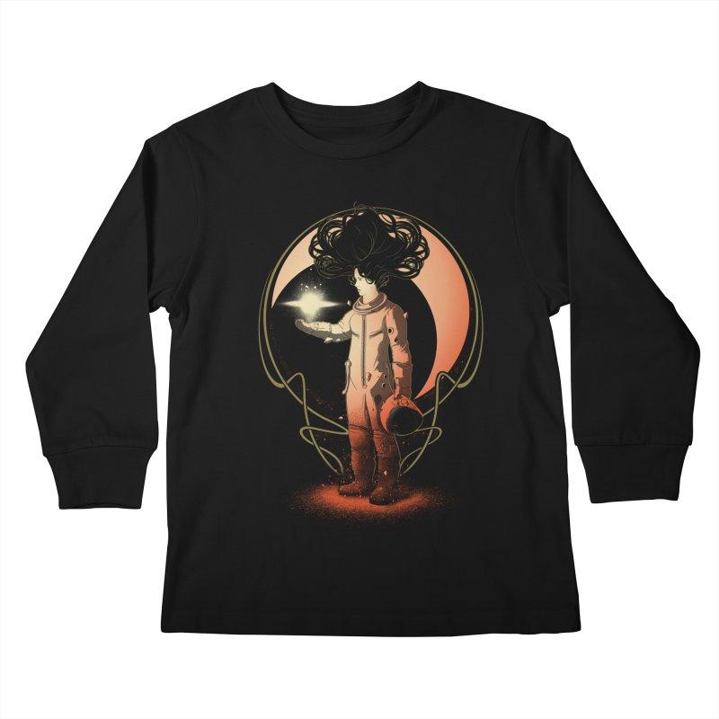 New Killer Star Kids Longsleeve T-Shirt by Sebasebi