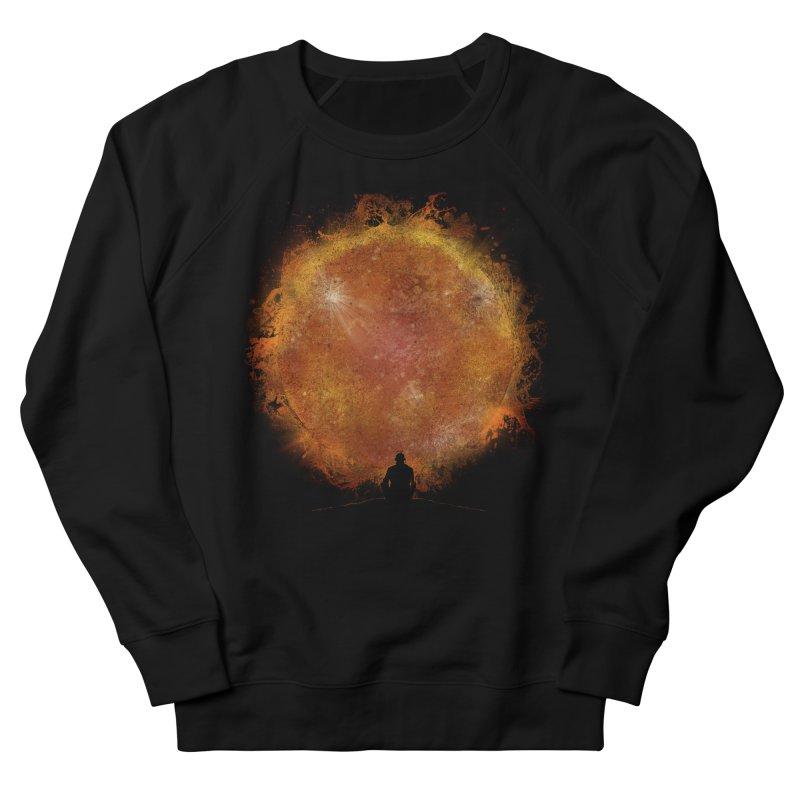 See the Sun Men's Sweatshirt by Sebasebi