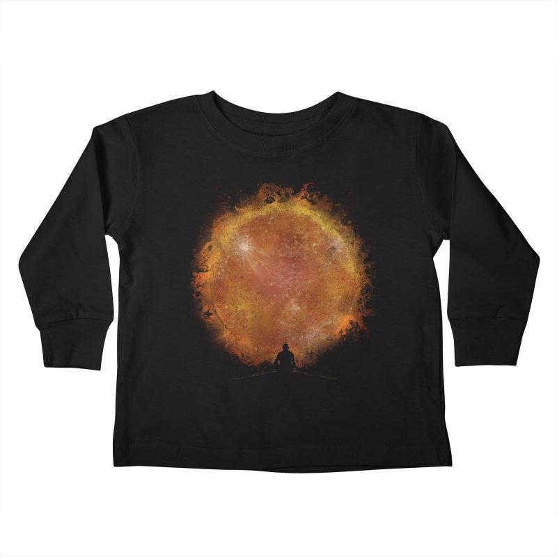 See the Sun Kids Toddler Longsleeve T-Shirt by Sebasebi