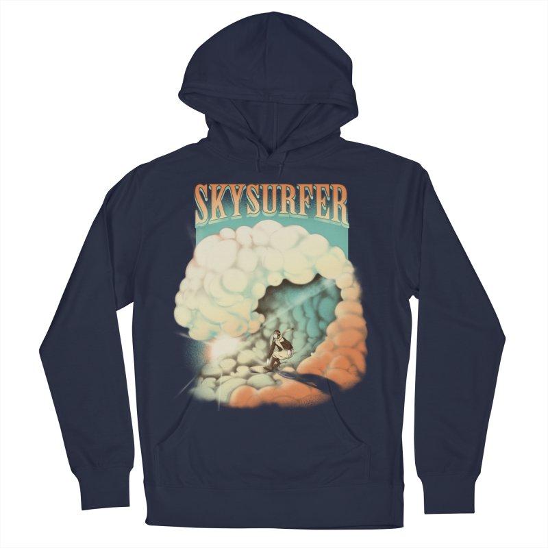 Skysurfer Women's Pullover Hoody by Sebasebi
