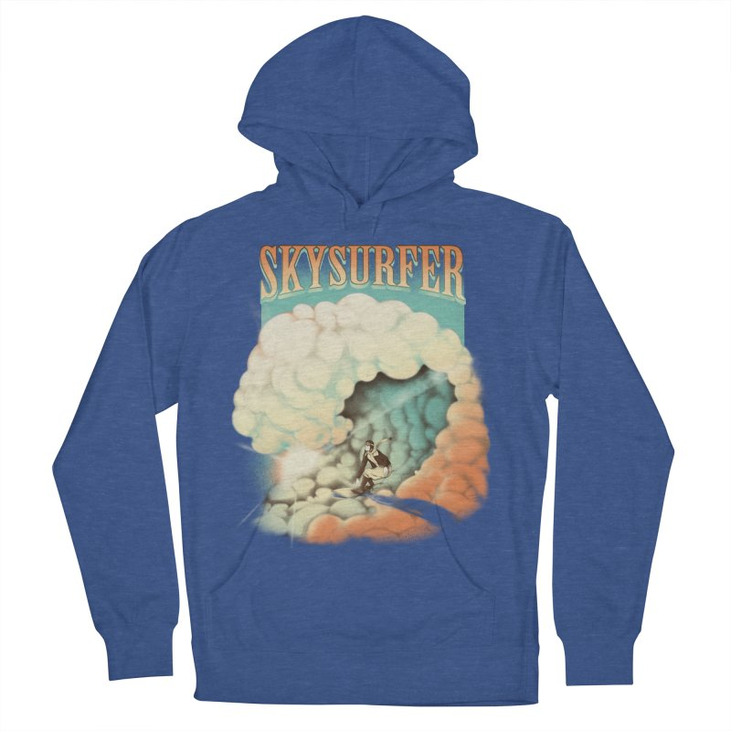Skysurfer Men's Pullover Hoody by Sebasebi