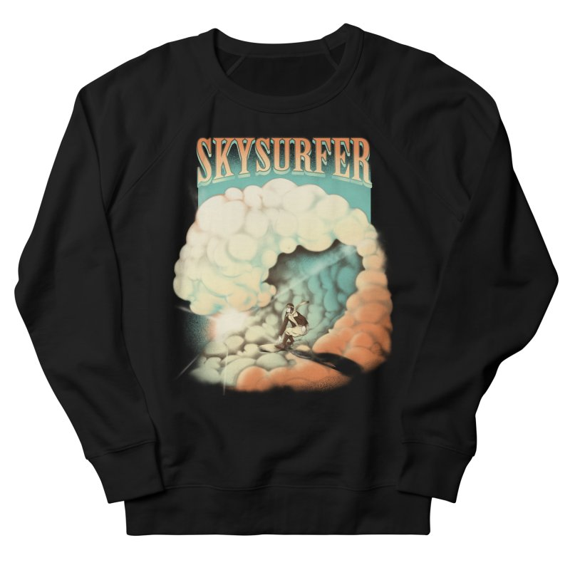 Skysurfer Women's Sweatshirt by Sebasebi