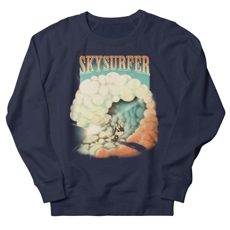 Skysurfer Men's Sweatshirt by Sebasebi