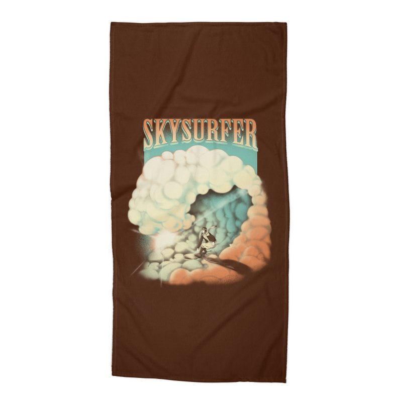 Skysurfer Accessories Beach Towel by Sebasebi