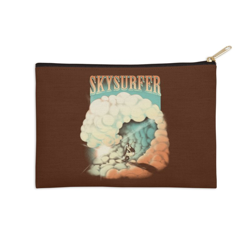 Skysurfer Accessories Zip Pouch by Sebasebi
