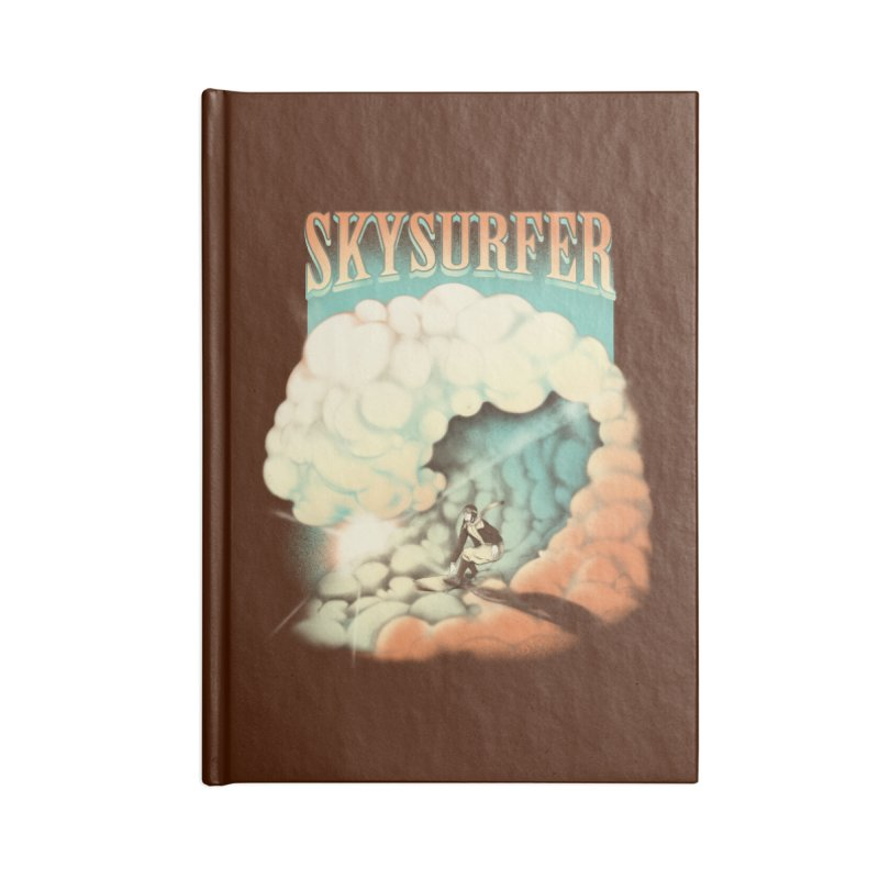 Skysurfer Accessories Notebook by Sebasebi