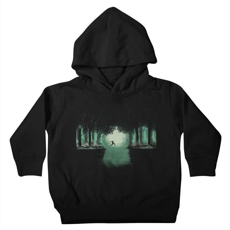 The Great Escape Kids Toddler Pullover Hoody by Sebasebi