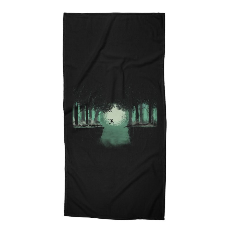 The Great Escape Accessories Beach Towel by Sebasebi