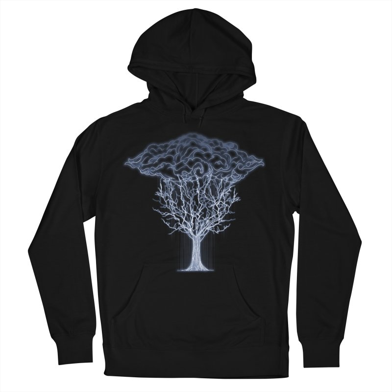 Tree of Lightings Women's Pullover Hoody by Sebasebi