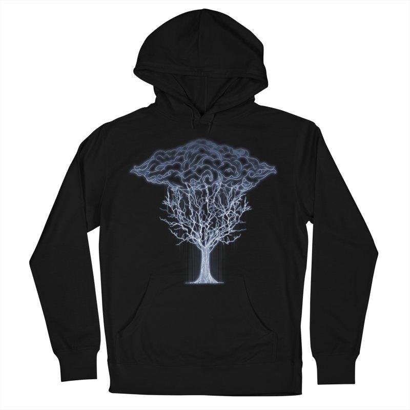 Tree of Lightings Men's Pullover Hoody by Sebasebi