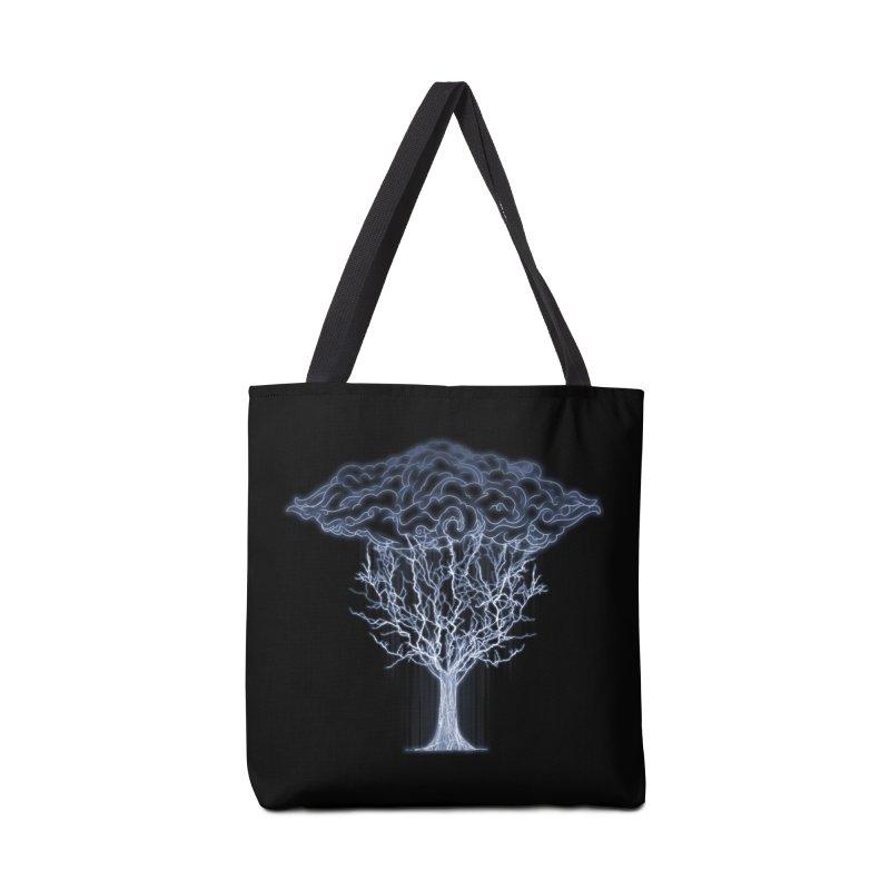 Tree of Lightings Accessories Bag by Sebasebi