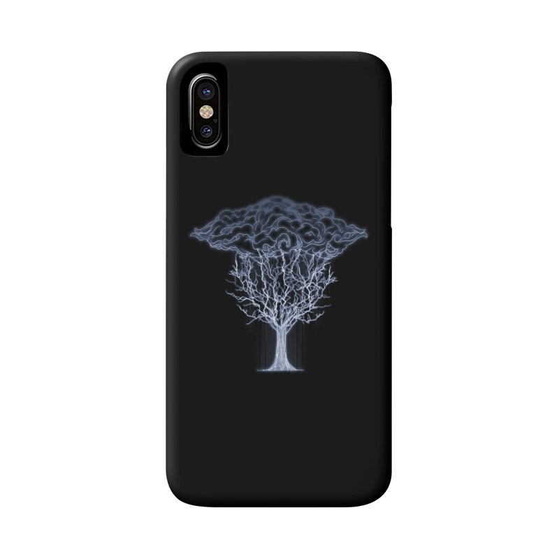 Tree of Lightings Accessories Phone Case by Sebasebi