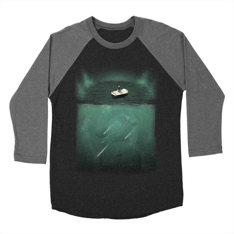 Where is the Universe? Men's Baseball Triblend T-Shirt by Sebasebi