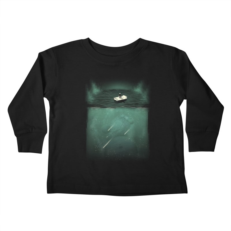 Where is the Universe? Kids Toddler Longsleeve T-Shirt by Sebasebi