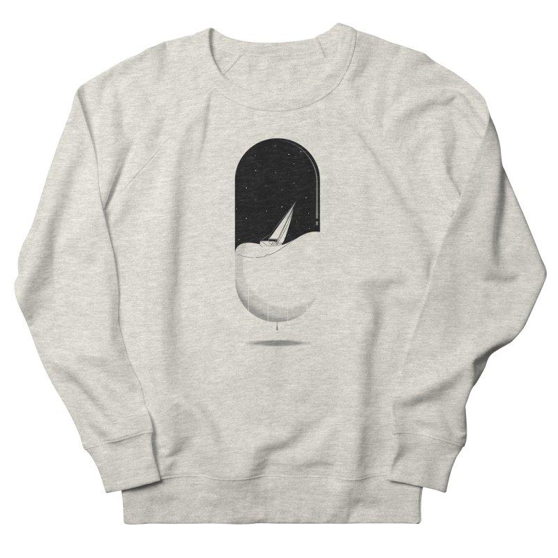 The sea in a pill Women's Sweatshirt by Sebasebi