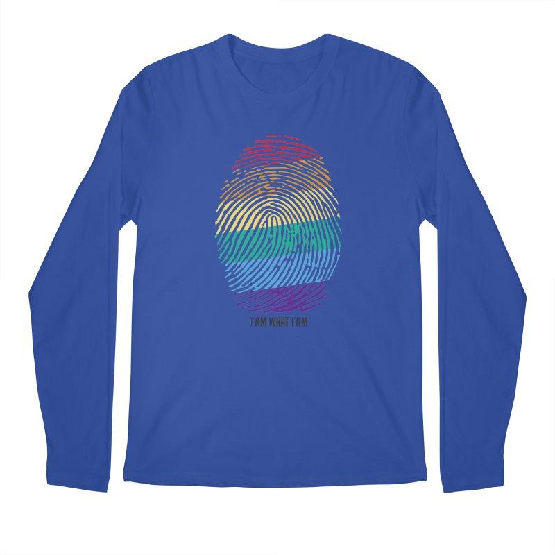 Identity Men's Longsleeve T-Shirt by Sebasebi